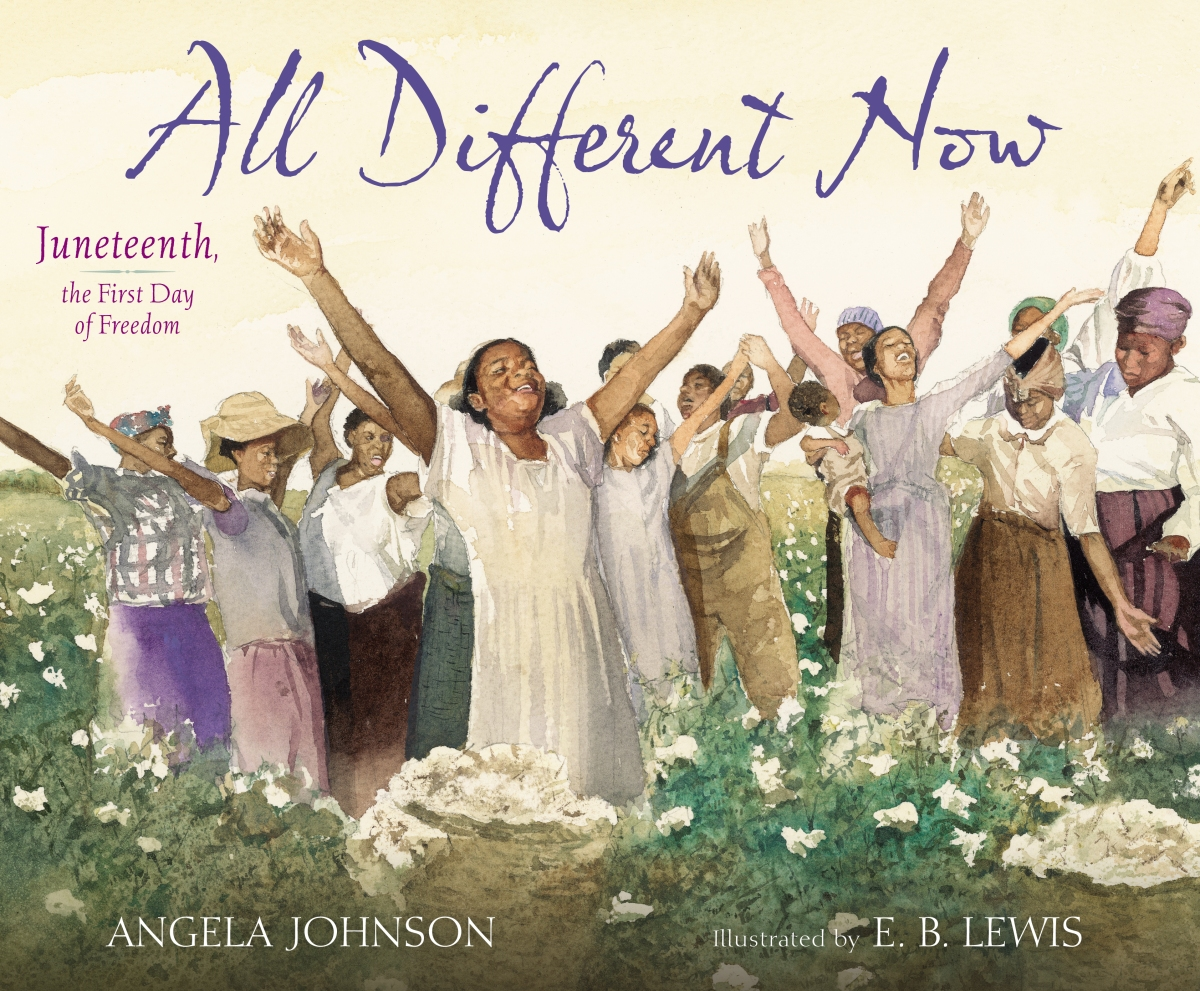 all different now cover image