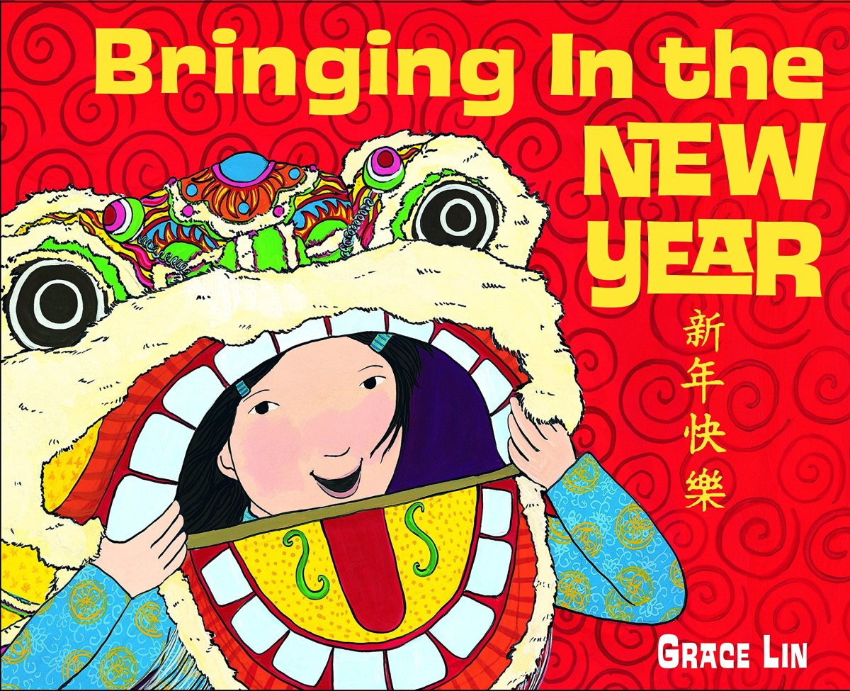 bringing in the new year cover image
