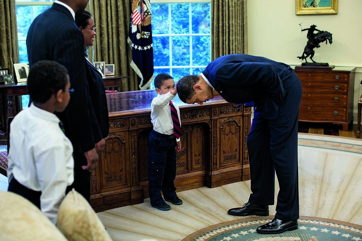 dream big dreams photo by pete souza