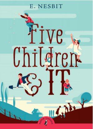 five children and it cover