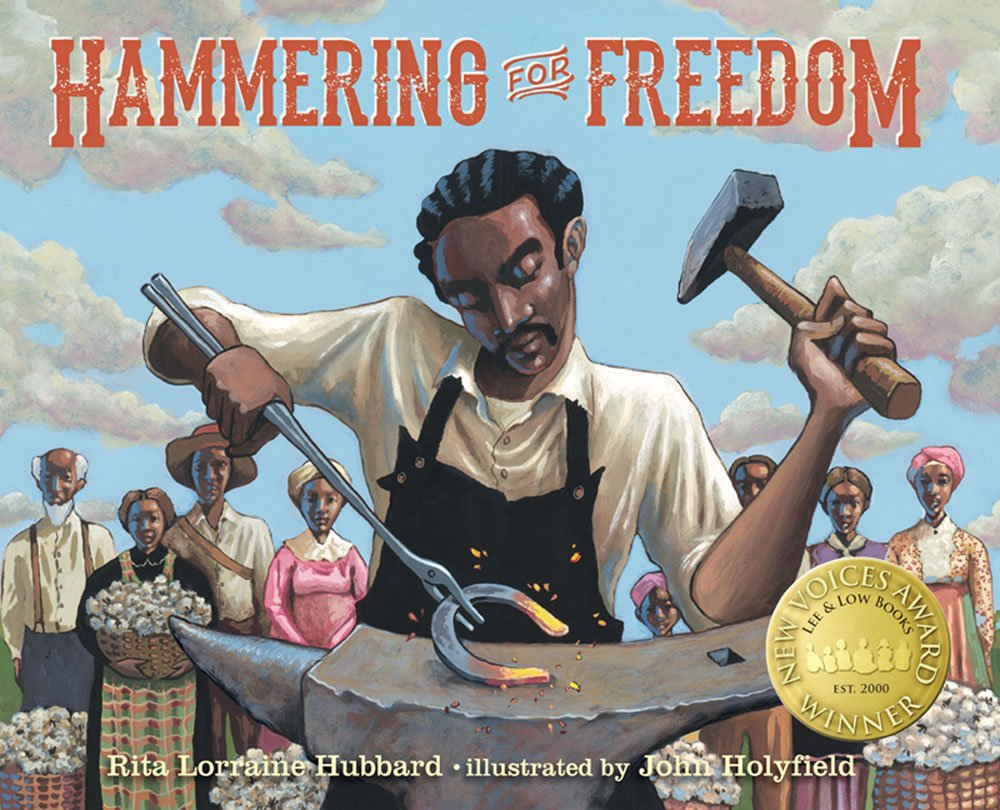 hammering for freedom cover image