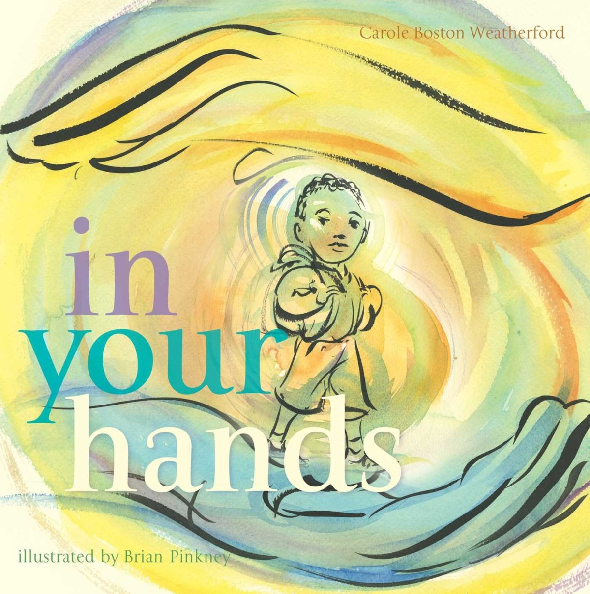 in your hand cover image