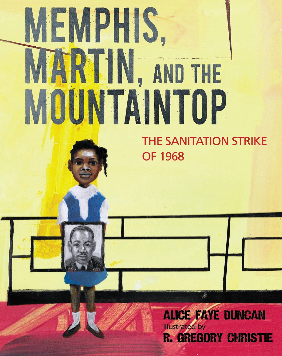 memphis, martin, and the mountaintop cover image