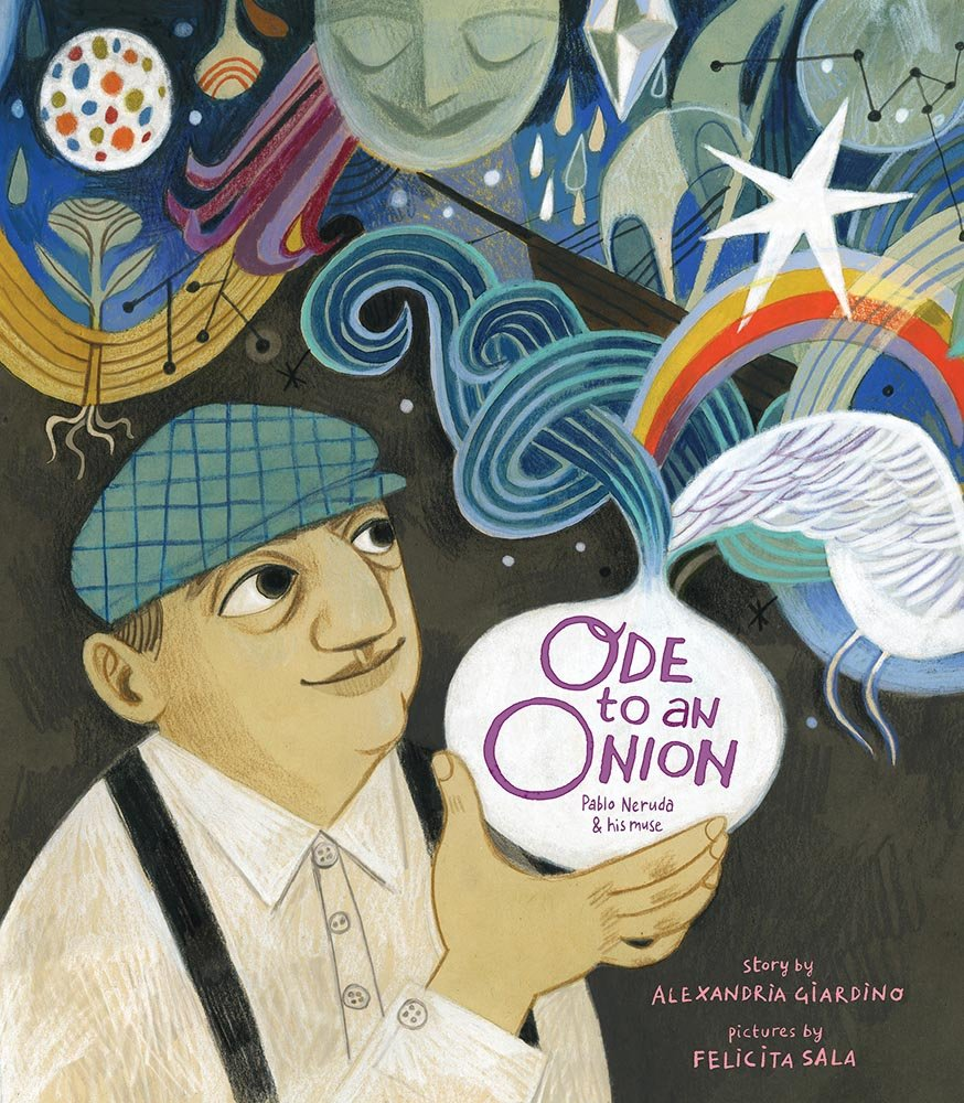 ode to an onion cover image