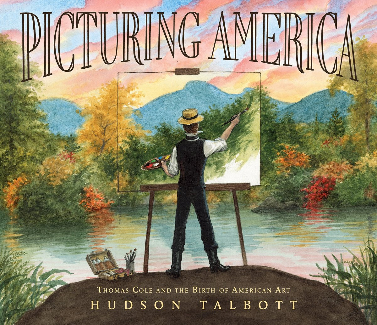picturing america cover image