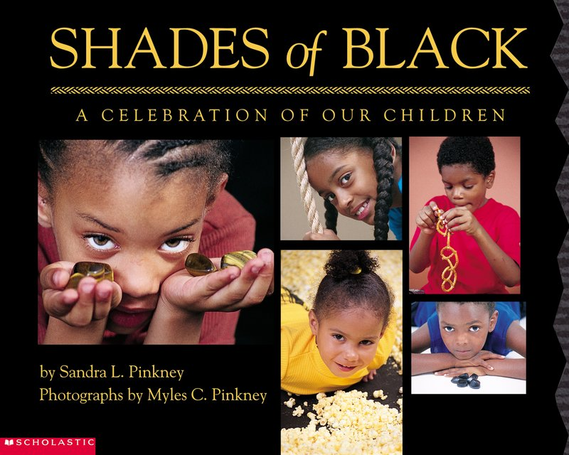 shades of black cover image