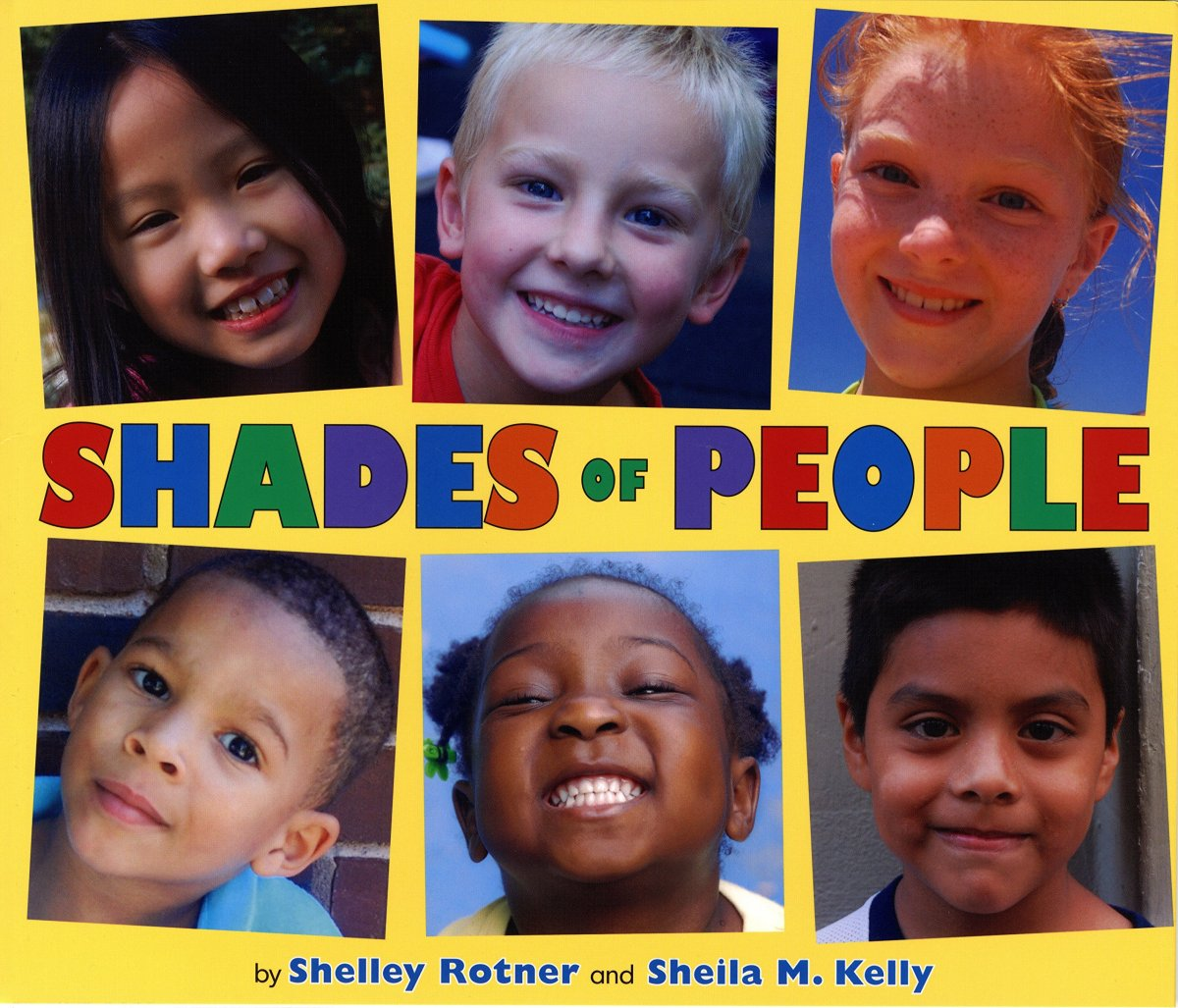 shades of people cover image