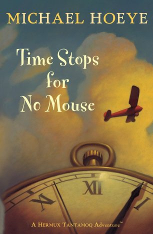 time stops for no mouse cover