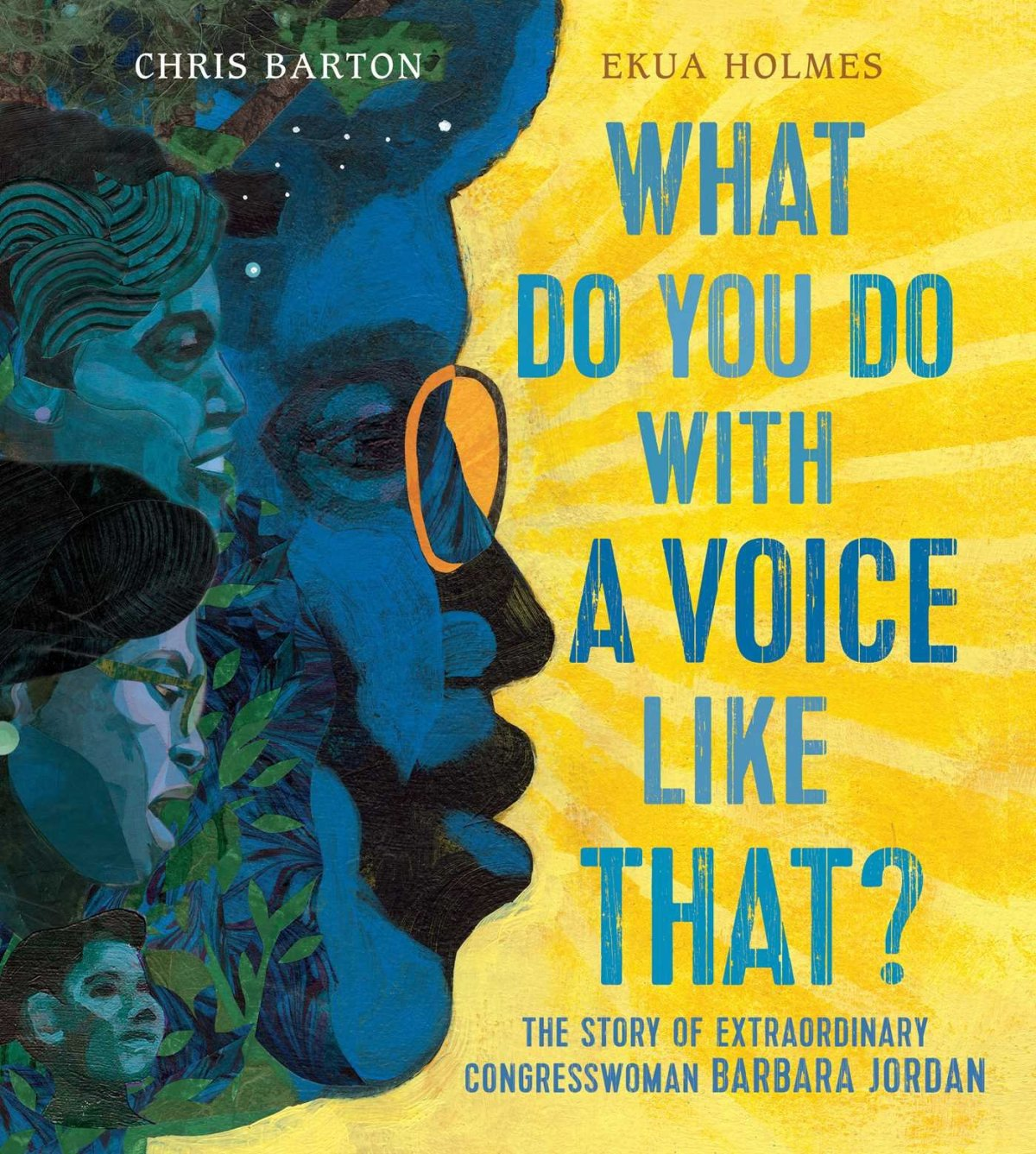 what do you do with a voice like that cover image