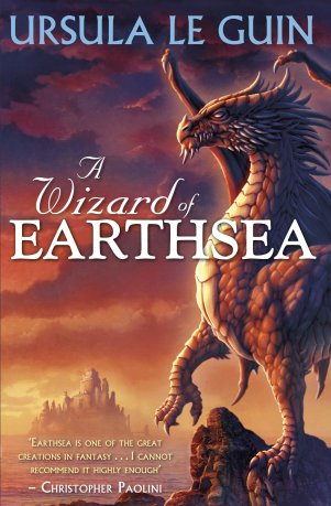 wizard of earthsea cover