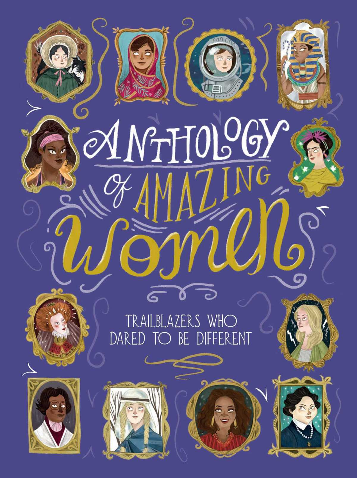 anthology of amazing women cover image