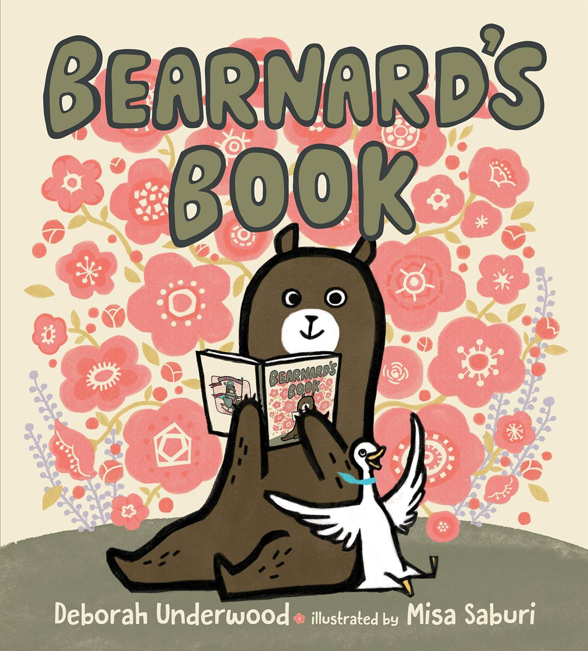 bearnard's book cover image