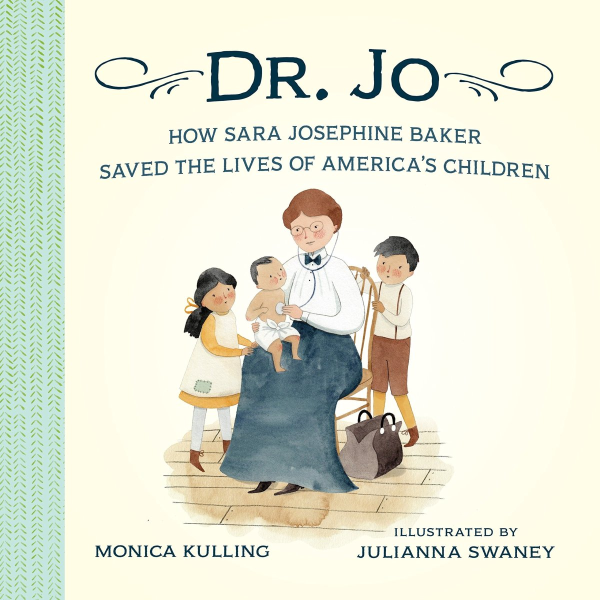dr. jo cover image