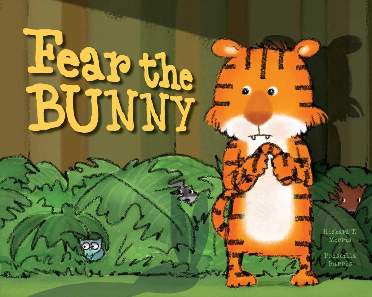 fear the bunny cover image