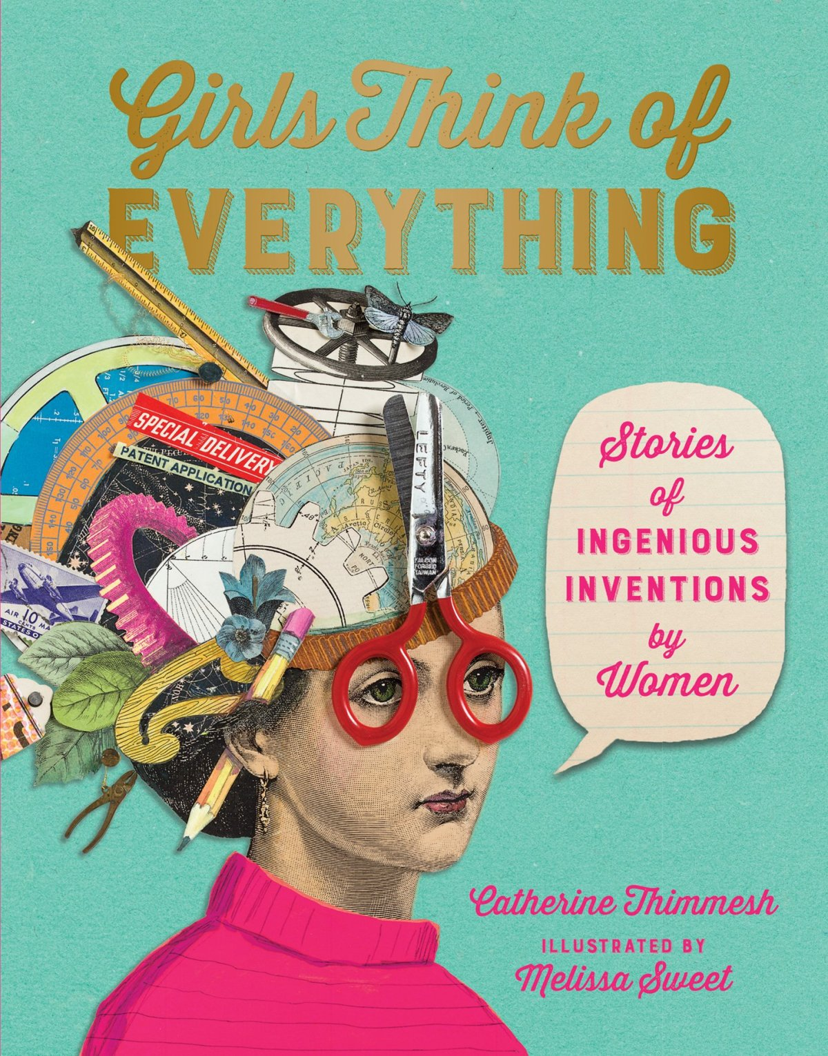 girls think of everything cover image