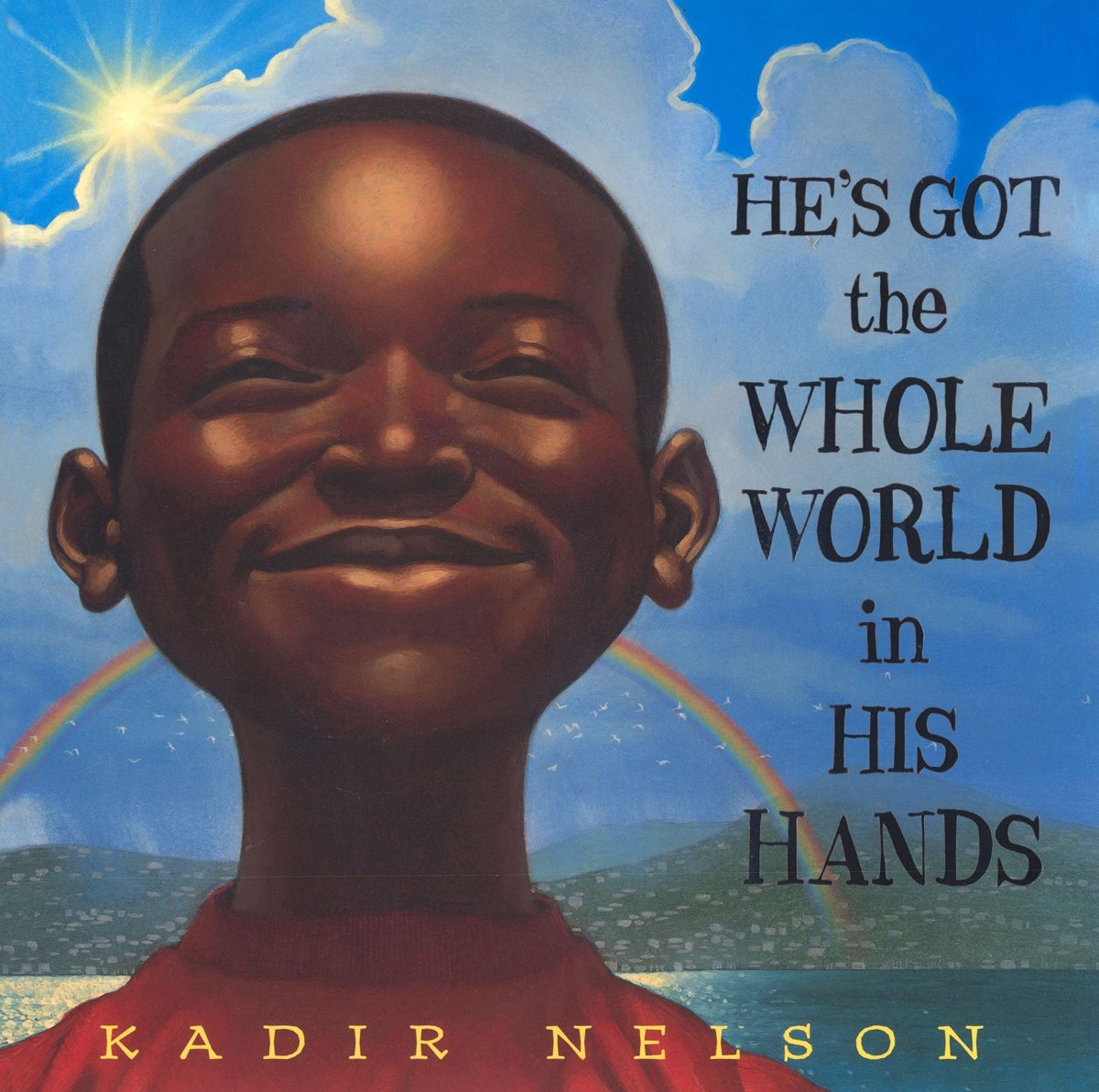 he's got the whole world in his hands cover image
