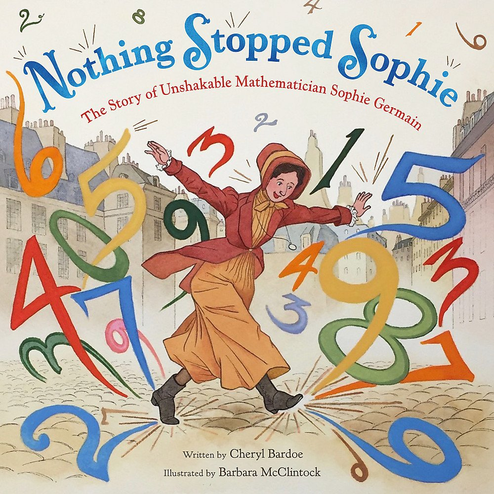 nothing stopped sophie cover image