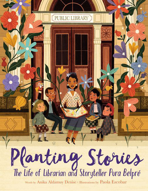 planting stories cover image