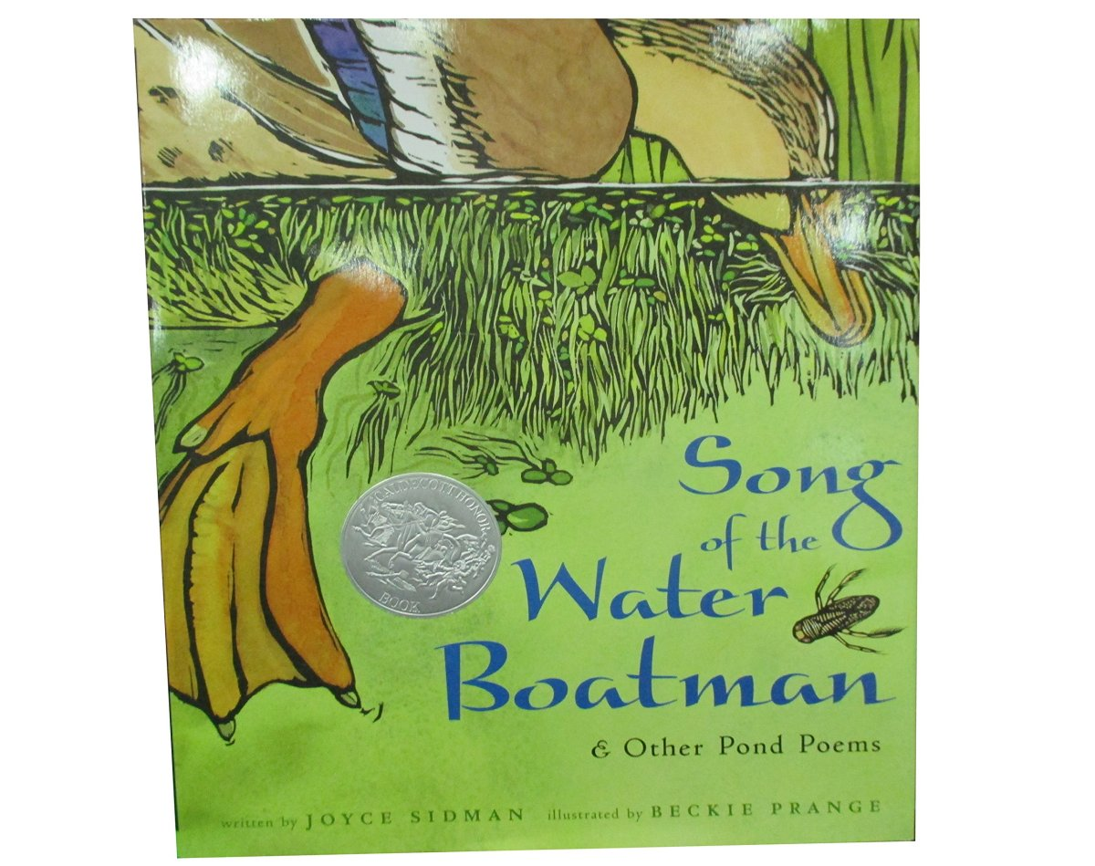 song of the water boatman cover