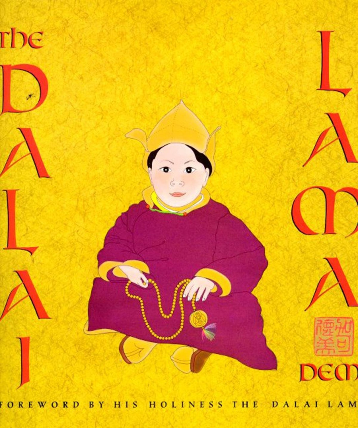 the dalai lama cover image
