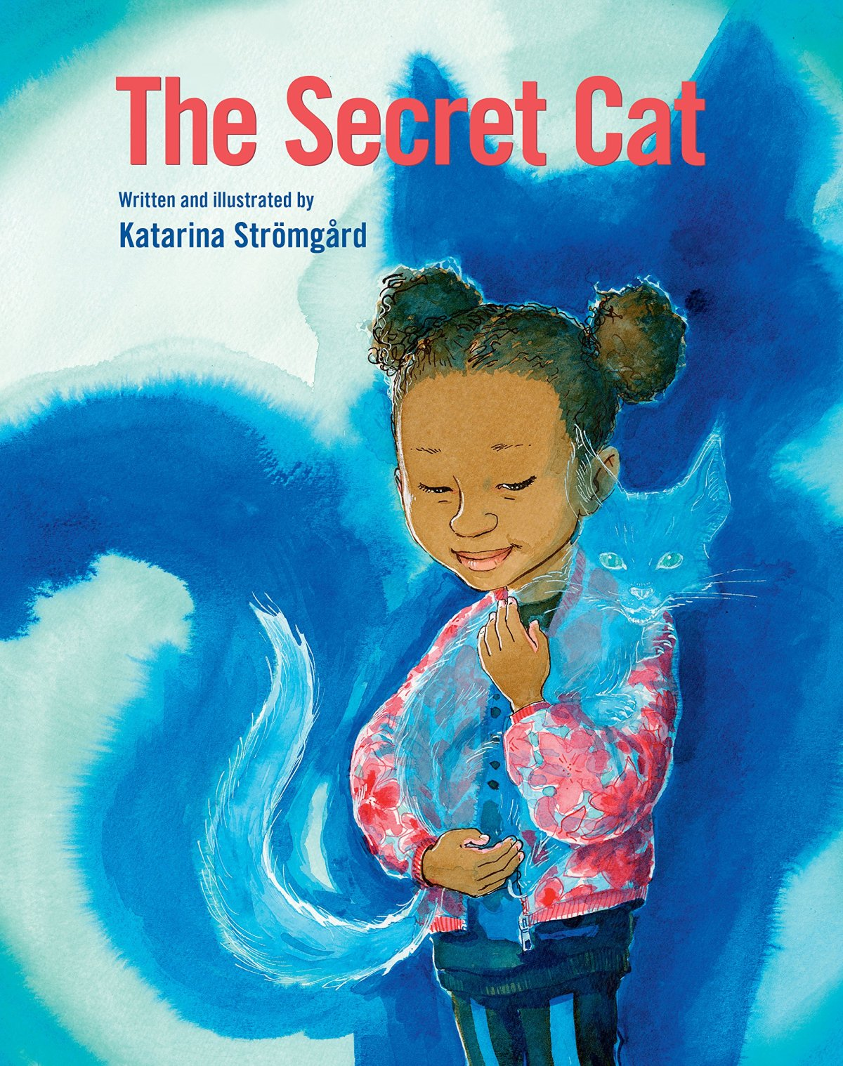 the secret cat cover image