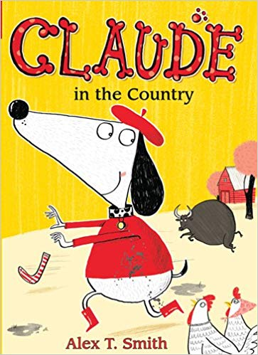 claude in the country cover