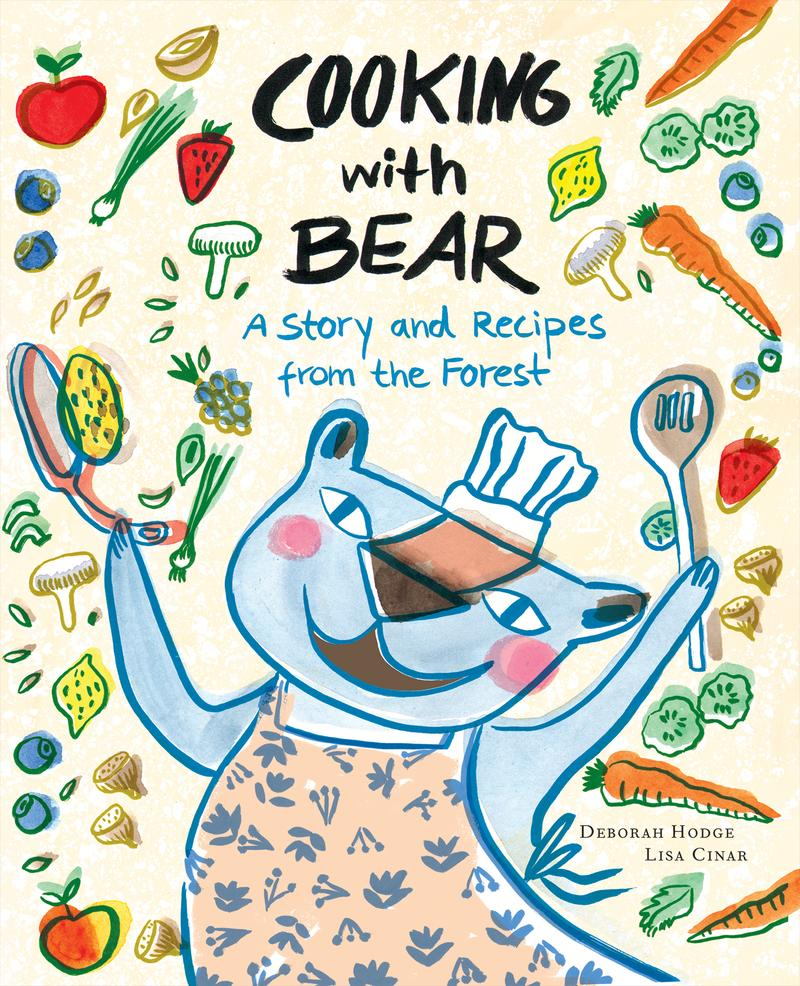 cooking with bear cover image