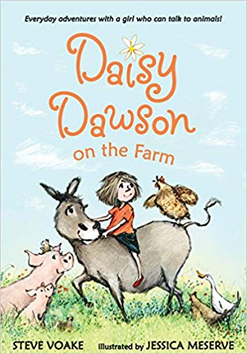 daisy dawson on the farm cover