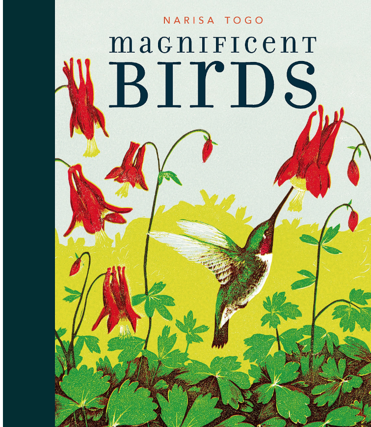 magnificent birds cover image