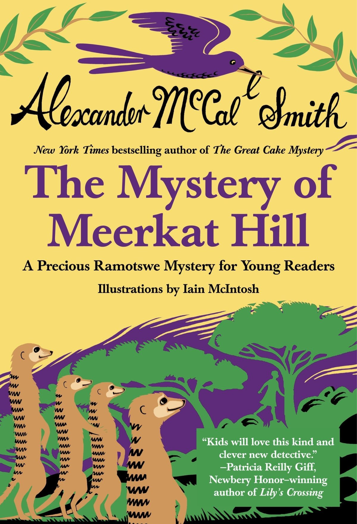 mystery of meerkat hill cover image