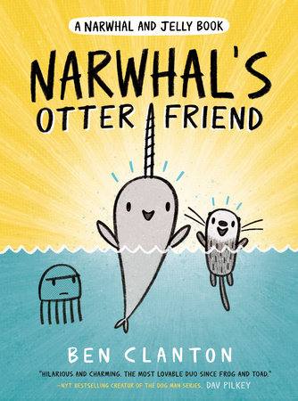 narwhal's otter friend cover