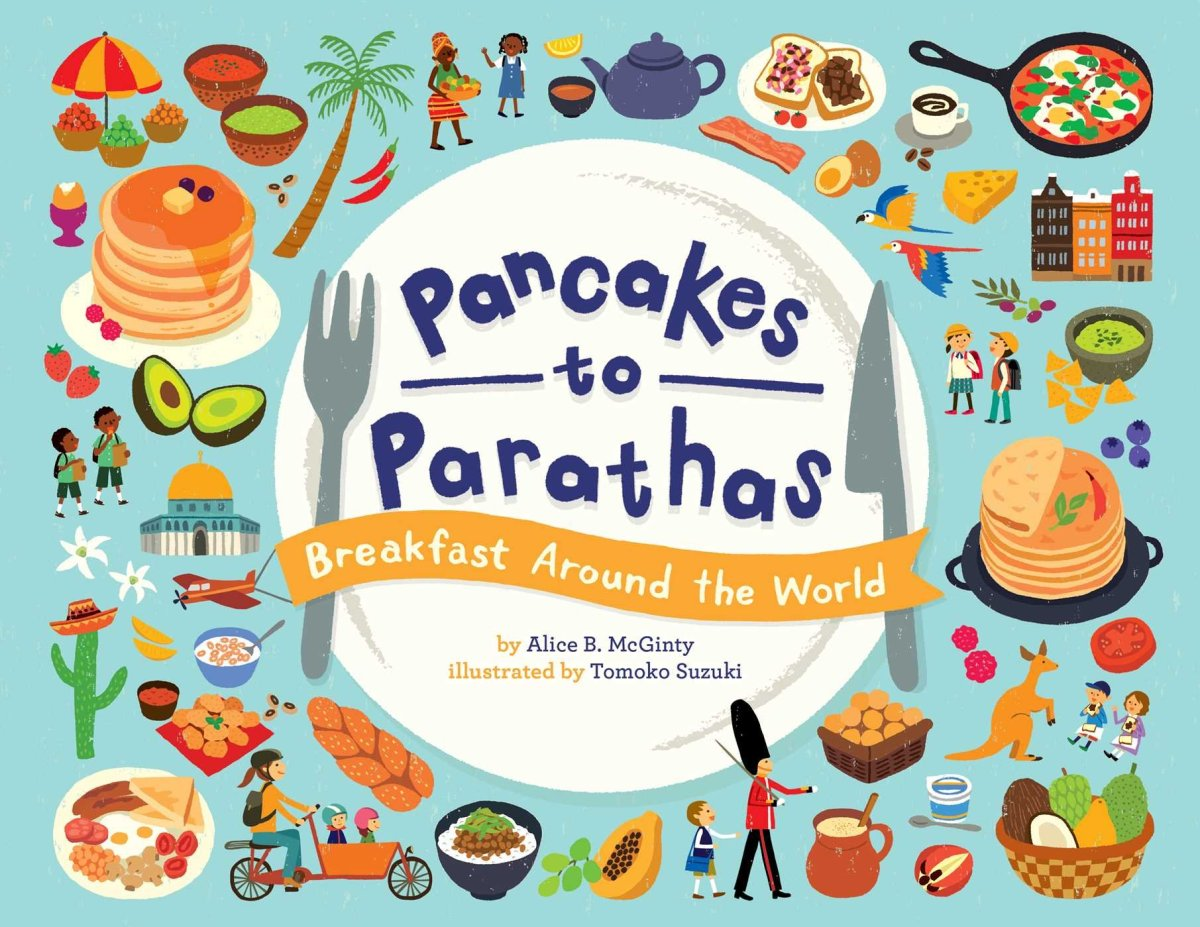 pancakes to parathas cover