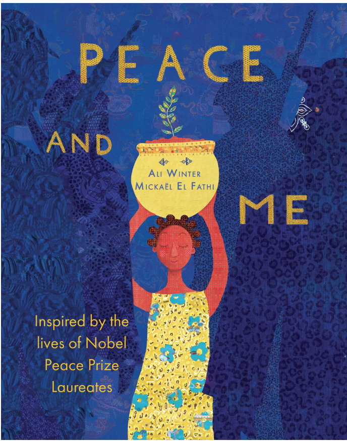 peace and me cover image