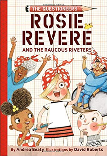 rosie revere and the raucous riveters cover