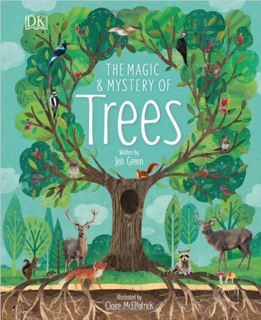 the magic & mystery of trees cover