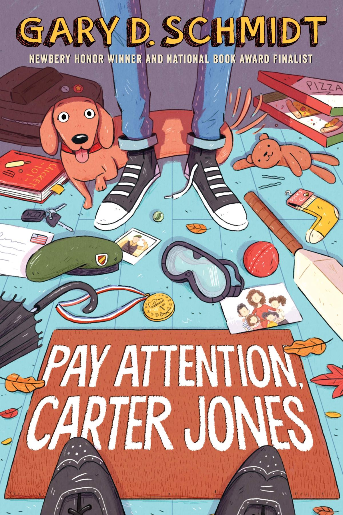 pay attention carter jones cover