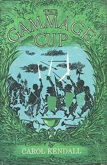 the gammage cup cover