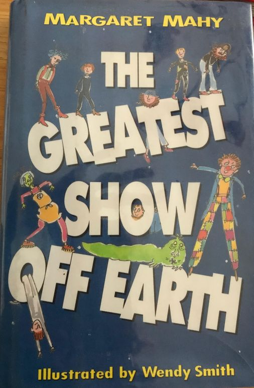 the greatest show off earth cover