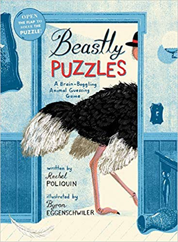 beastly puzzles cover