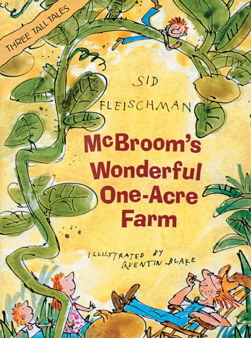 mcbroom's wonderful one acre farm cover image