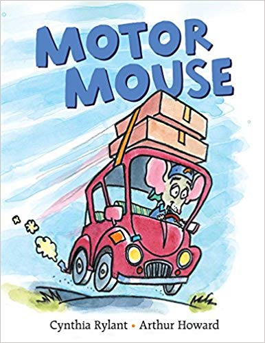 motor mouse cover