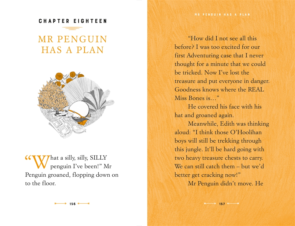 mr. penguin and the lost treasure2 Alex T. Smith