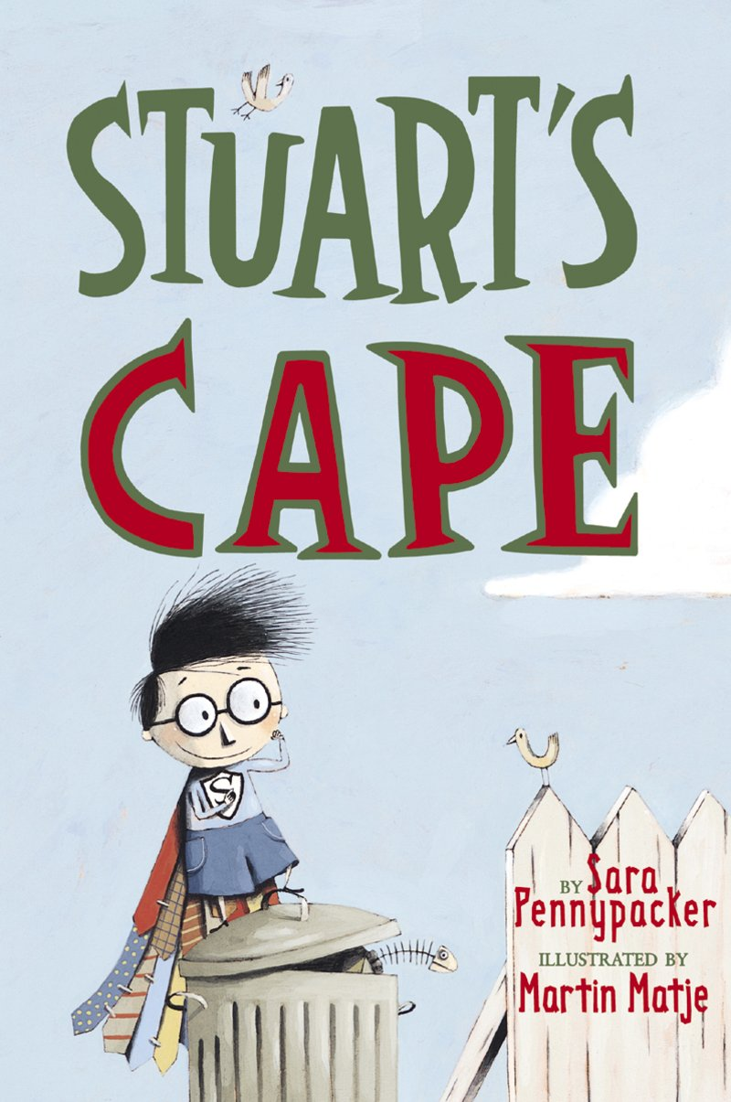stuart's cape cover image