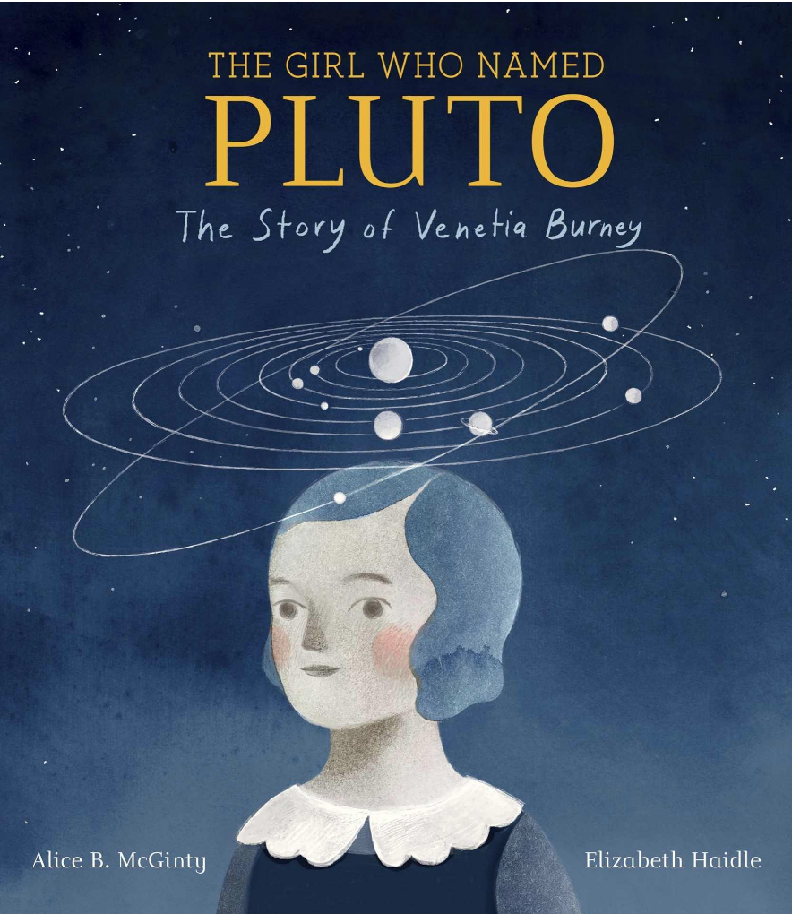 the girl who named pluto cover