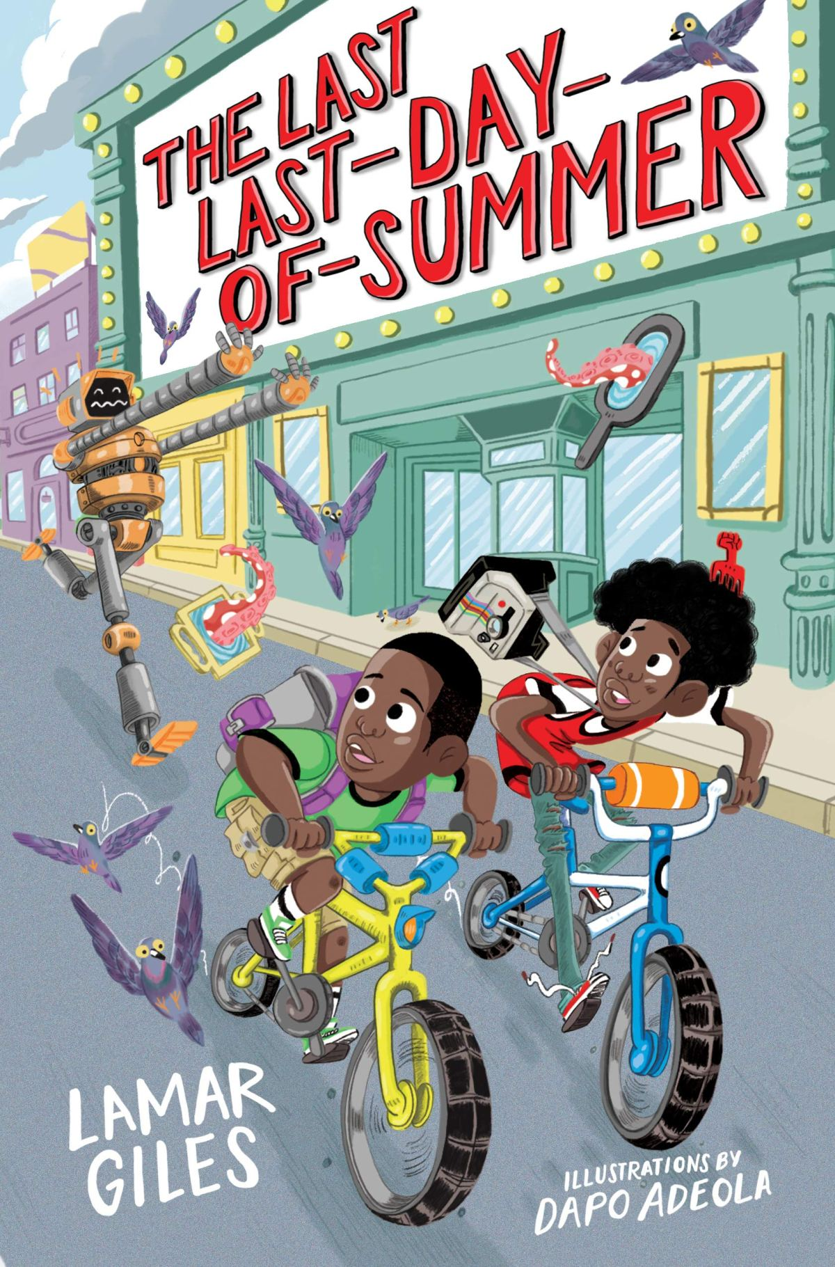 the last last day of summer cover