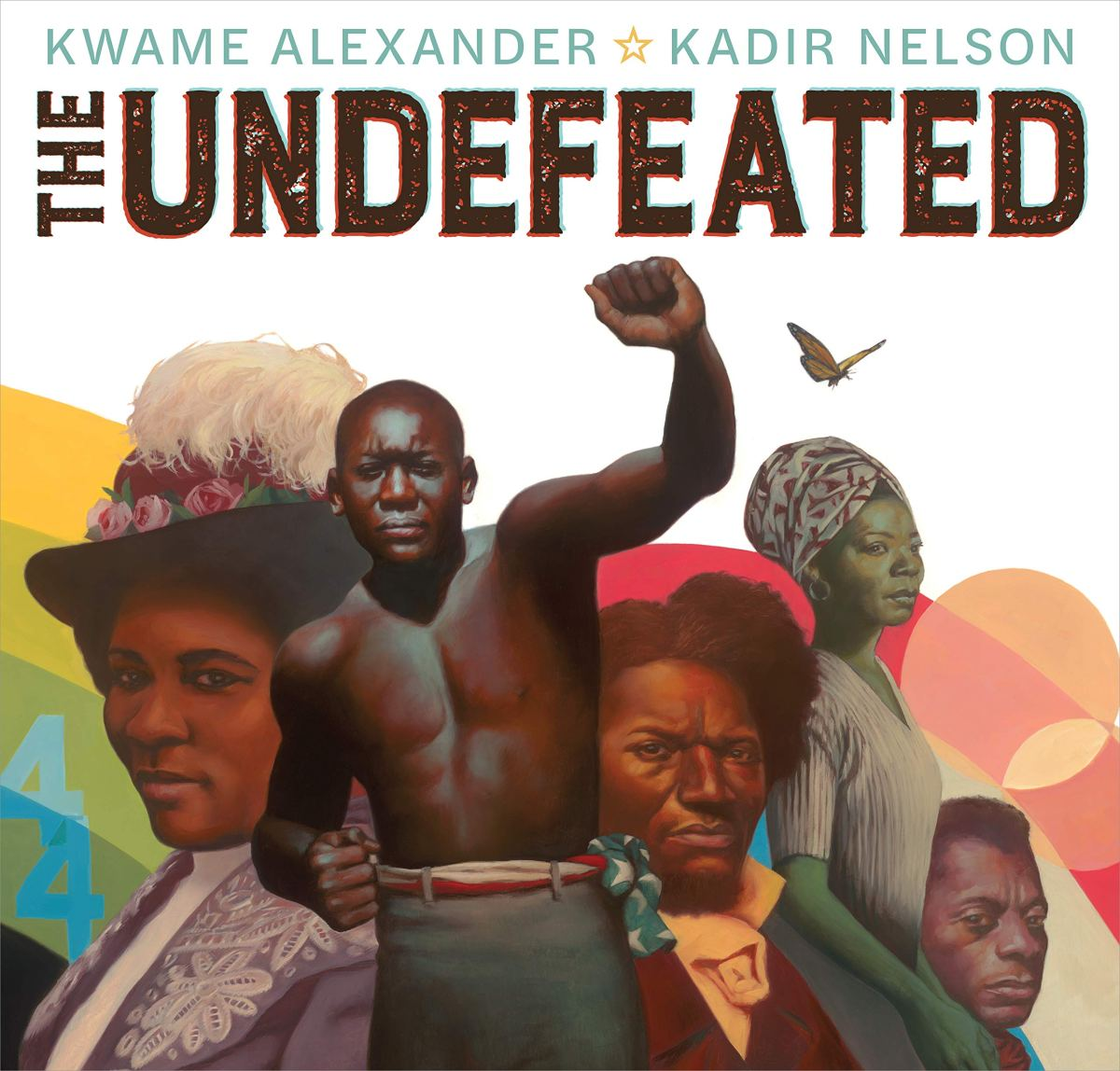 the undefeated cover