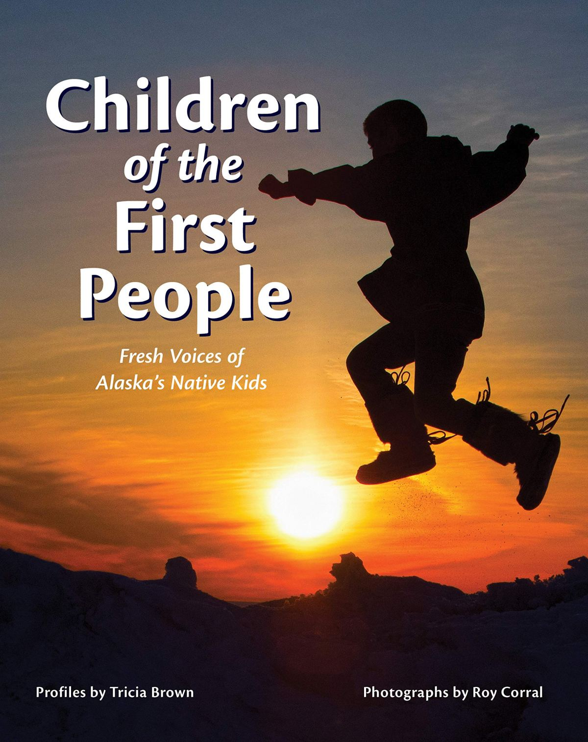 children of the first people cover
