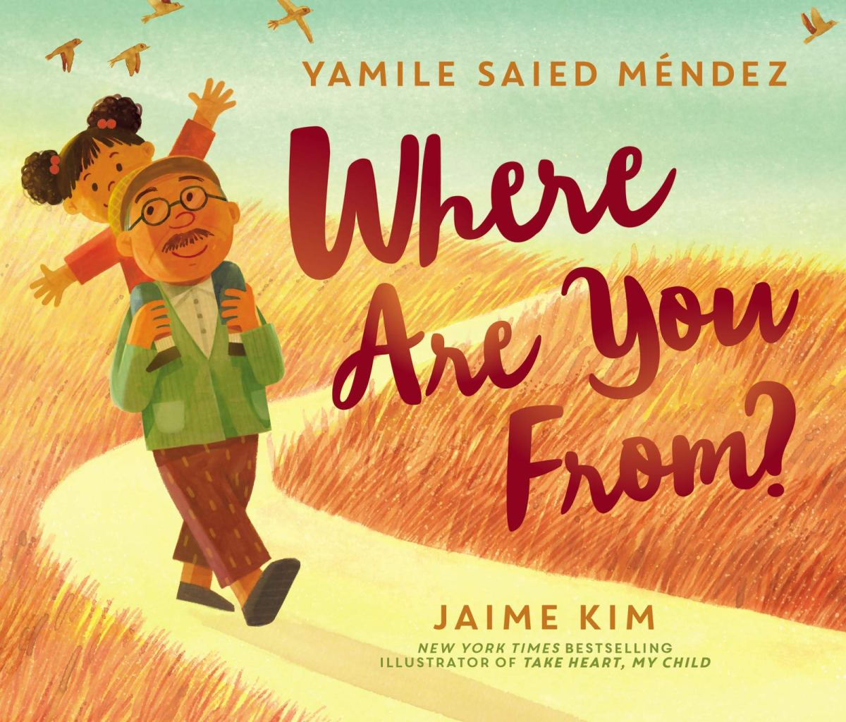 where are you from cover image