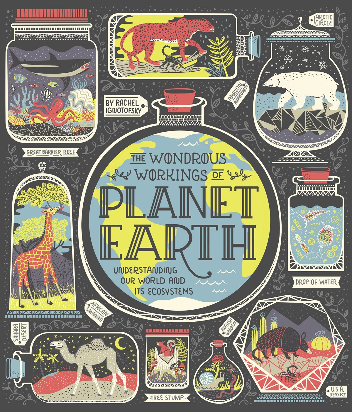 the wondrous workings of planet earth cover