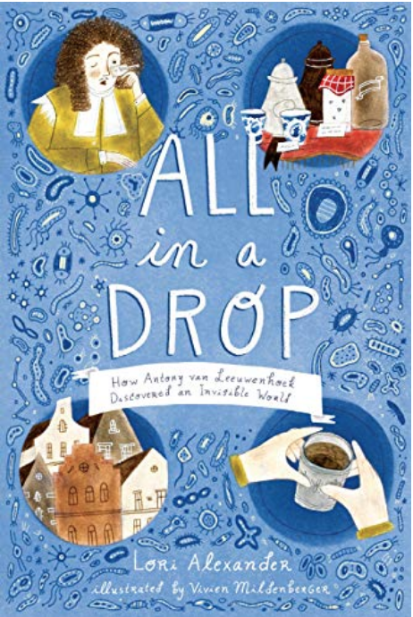 all in a drop cover image